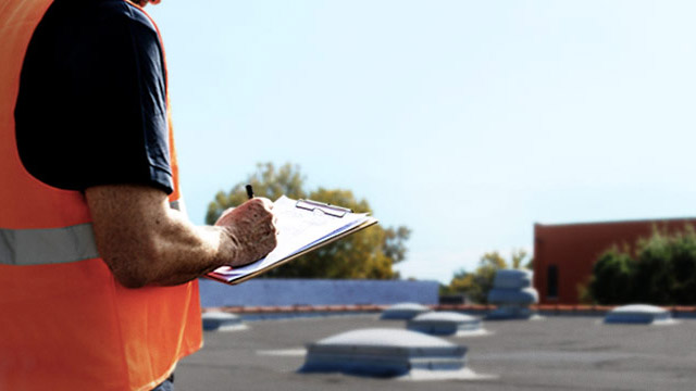 Commercial Flat and Metal Roof Maintenance Programs